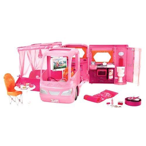 Mattel - Barbie P3599-0 - Glamour Camper