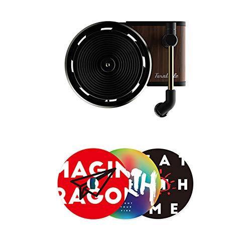 XuBa Ambientador Coche Diseño Tocadiscos Moda Diseño