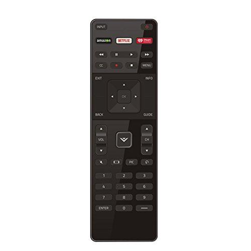 Vizio Xrt122 LED HDTV Remote Control for E Series E70-c3 E65-c3 E65x-c2 E60-c3 E55-c1 E55-c2 E50-c1 E48-c2 E43-c2 E40-c2 E40x-c2 E32h-c1 E32-c1 E28h-c1 E24-c1 E70c3 E65c3 E65xc2