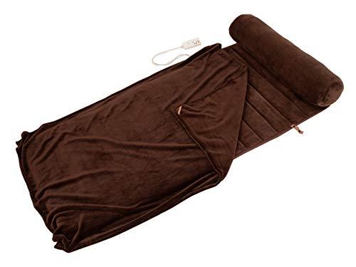 コイズミ ごろ寝マット クッション&掛け毛布付き KDM-5581