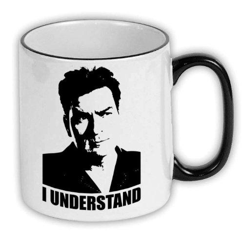 FunTasstic Tasse I Understand Kaffee-Pott (T-001)