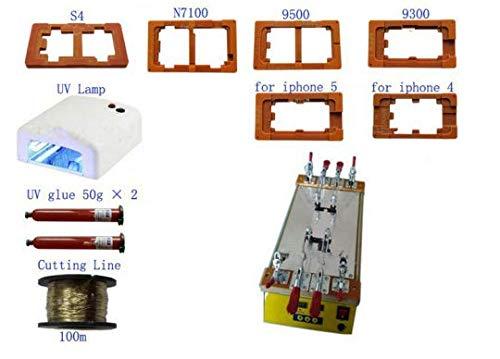 Gowe 33cm LCD-Separator Maschine, LCD-Touchscreen-Montage Trenner Split Screen Reparatur Maschine für iPhone Samsung iPad