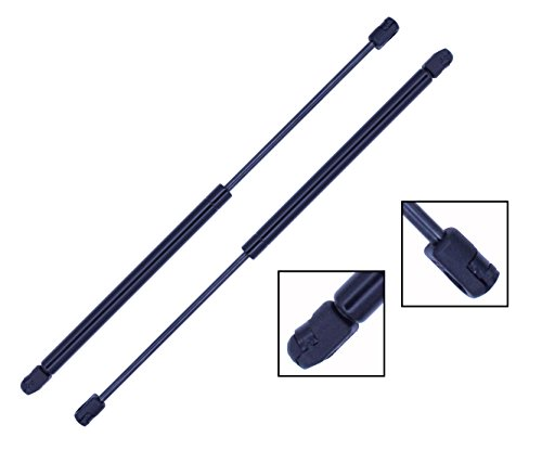 2 Pieces (Set) Tuff Support Rear Gate Trunk Lift Supports 2013 To 2017 Acura Rdx With Power Liftgate