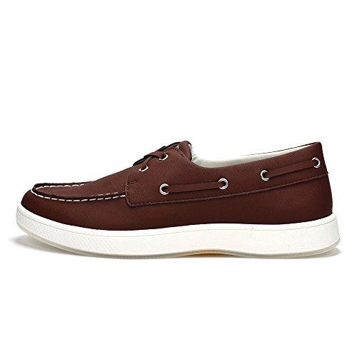 Aureus' Ferris Vegan Boat Shoe (8)