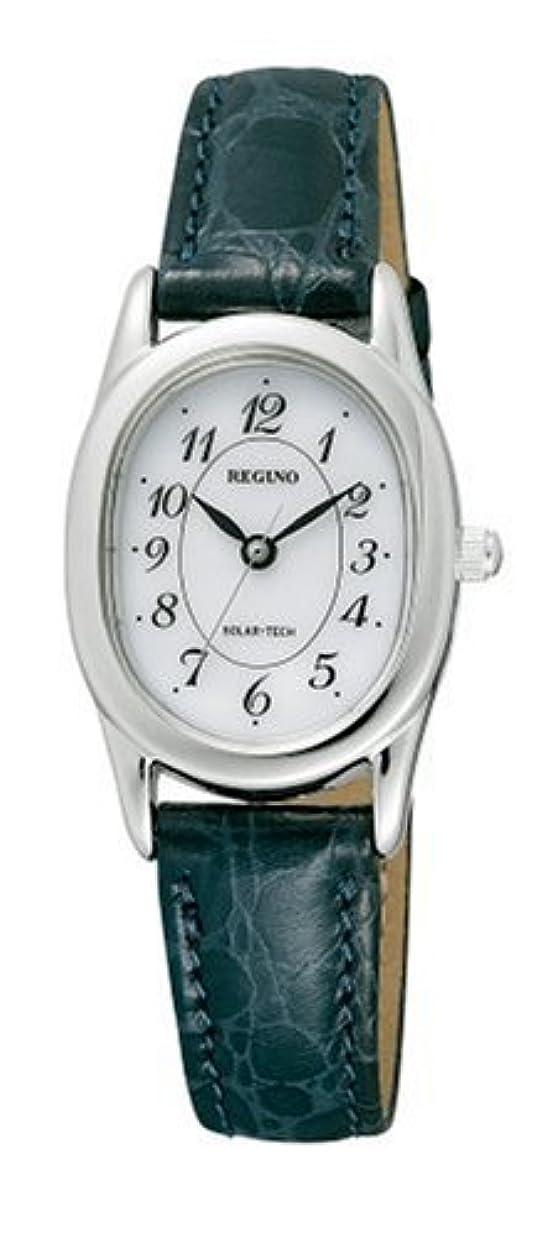 擁する居住者クリケット[シチズン]CITIZEN 腕時計 REGUNO レグノ ソーラーテック RL26-2093C レディース