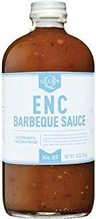 Lillies Q E.N.C BBQ Sauce 18 oz [並行輸入品]