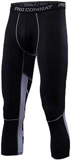 Ochime Men Compression Baselayer Tights, Leggings, Joggers Sweatpants, Sports Gym Running Pants, Activewear