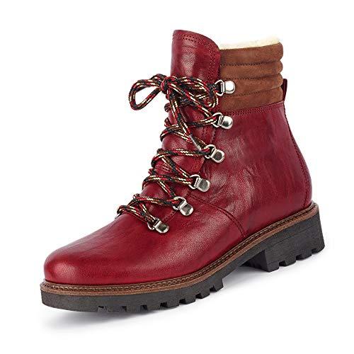 Gabor dames laarzen 31.811.95 rood 796481