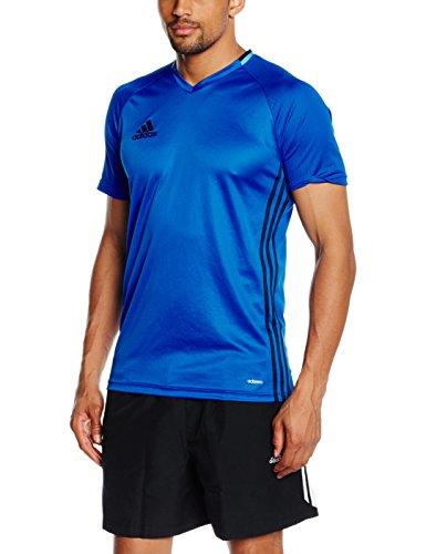 adidas Erwachsene Shirt Condivo 16 Training Jersey Trikot, Blue/Collegiate Navy, M