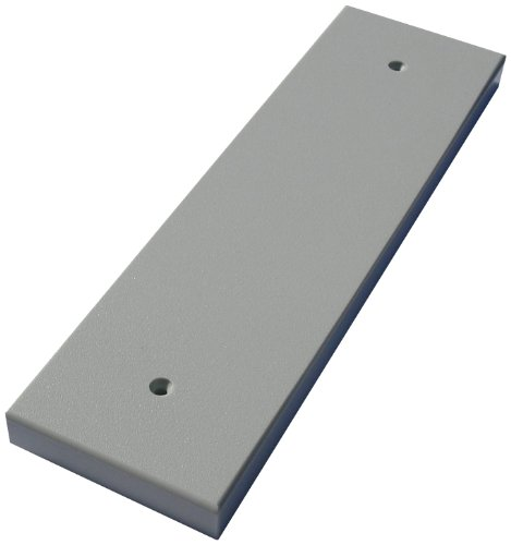 Bert's Custom Tackle American Made Transducer Mounting Board, Dolphin Gray