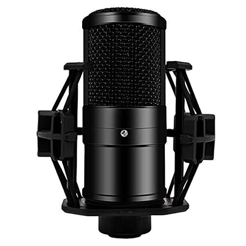 SCDZS Conjunto de Equipo de micrófono de Condensador Micrófono en Vivo Red...