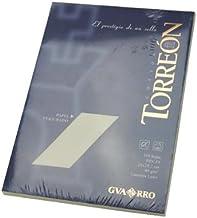 Paquete A4 (100 Hojas) Guarro Torreón 10% Verjurado 90g