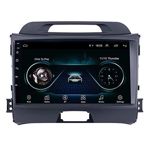 Android 9.0 Car Radio 7'Tocca Nuovo lettore audio automatico Lettore MP5 con autoradio Mirror Link per KIA Sportage 2010-2015