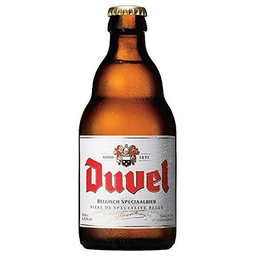 Duvel Bier - 24 Flaschen 330ml Belgisch Speciaalbier
