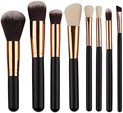 Make Up 40% OFF Cheap Sale Brushes 8Pcs Powder Makeup Face Eyesha Set Contour Alternative dealer Brush