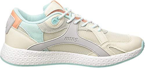MTNG Attitude Damen 69132 Sneakers, Beige (Mapu Beige C49225), 41 EU