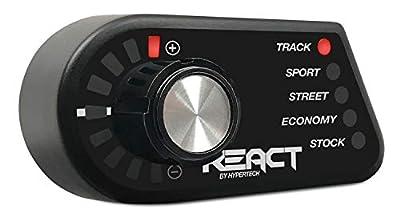 Hypertech 101300 React Throttle Optimizer - Performance Version for Ford