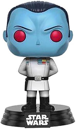 descuentos y mas Funko Funko Funko - Figura Pop Star Wars admiralthrawn  la mejor oferta de tienda online