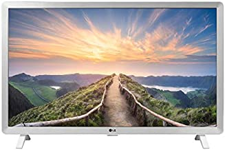 LG 24LM520D-WU 24 Inch HD TV Monitor with Remote Control (2019), White