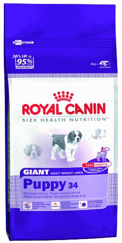 Royal CANIN Giant Puppy 34