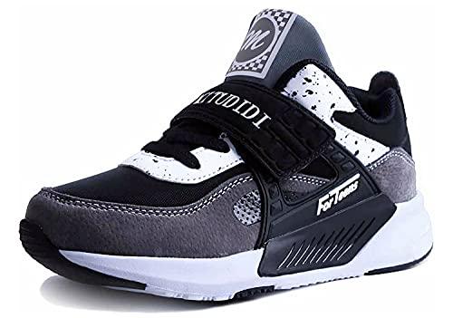 Zapatillas Running Niño 26 Infantil Zapatillas Sneakers Unisex Zapatos Deportivos Running Shoes...