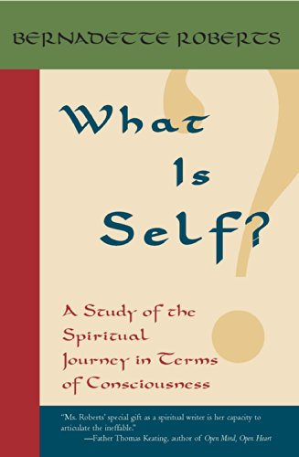 What Is Self?: A Study of the Spiritual Journey in Terms of Consciousness (English Edition)