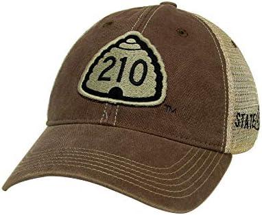 STATE 45 Alternative dealer U210 New item The Road to Snowbird Utah Alta Hats Trucker