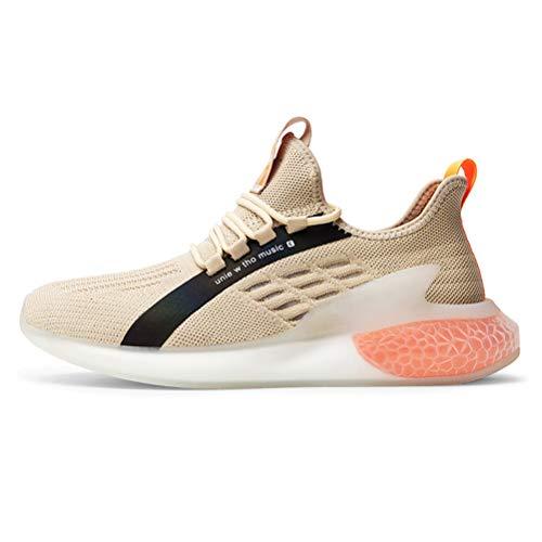 Zapatillas Casual Hombre Running Sneakers Zapatos para Caminar Deportivo Gym Trekking Calzado