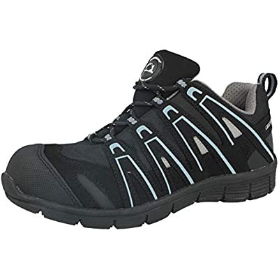 MENS LADIES GROUNDWORK ULTRA LIGHTWEIGHT STEEL TOE SAFETY WORK TRAINERS SHOES