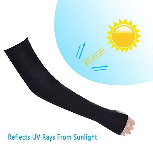 TFY Unisex Adult a18082301 Handschuhe, schwarz, Durchschnittliche größe - 4