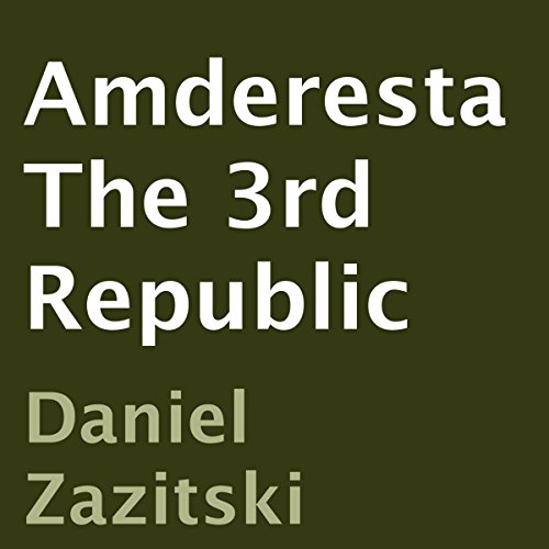 Amderesta: The 3rd Republic audiobook cover art