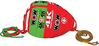 WOW Sports Wow World of Watersports,  15-3000,  Tow Bobber 4K Rope for 1 to 4 Person Towables