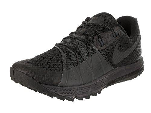 Nike Men's Air Zoom Wildhorse 4 Running Shoe Black/Anthracite-Anthracite 11.5