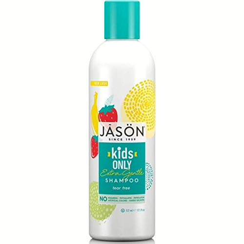 JASON NATURAL Jason Natural Products Kids Only Extra Gentle Shampoo 517 ml by Jason Natural