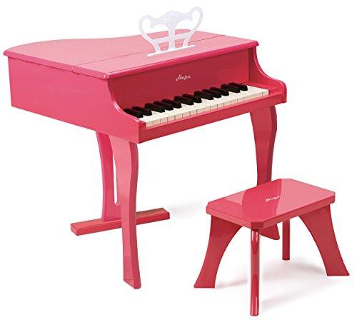 Hape - Piano de cola feliz, color rosa (0HPE0319)