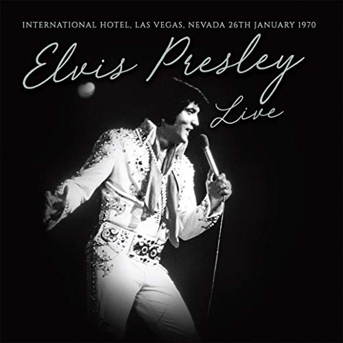 Live International Hotel Las Vegas, Nevada 26th Jan 1970 (VINYL) [VINYL]
