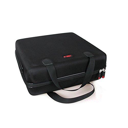 Para Sony PlayStation 4 PS4 Pro Consola de juegos EVA Hard Funda Carcasa bolsa de Hermitshell