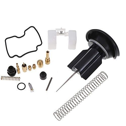 New Motor Carburetor Carb Repair Rebuild Kit Fit For 2002-2005 Yamaha Grizzly 660 4x4