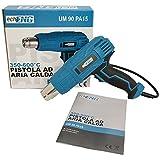 Pistola aria calda termica elettrica per sverniciatura con regolazione di temperatura per bricolage...