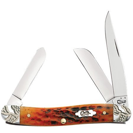 Case Cutlery ca53226, Couteau de Poche – Adulte Unisexe, Argent, Taille Unique