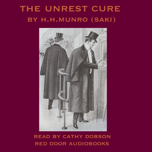 The Unrest-Cure audiobook cover art