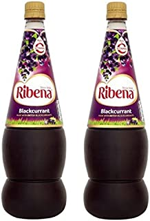 Ribena Blackcurrant Drink, 28.74 Ounce (Pack of 3)
