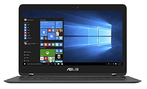 ASUS ZenBook Flip UX360UAK-BB415T Nero Ibrido (2 in 1) 33,8 cm (13.3') 1920 x 1080 Pixel Touch screen 2,50 GHz Intel Core i5 di settima generazione i5-7200U