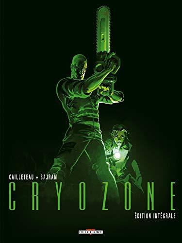 Cryozone intégrale - T01 à T02