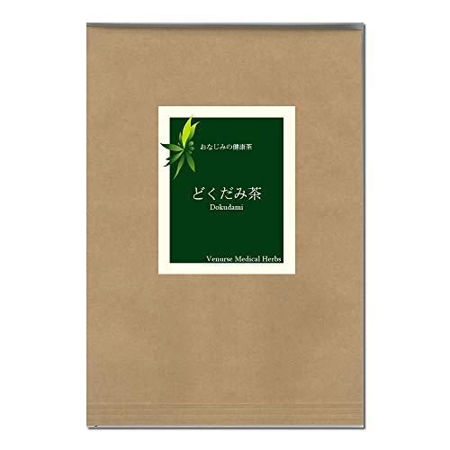 どくだみ茶[1kg リーフ]●無農薬ノンカフェインの安心ハーブ|ドクダミ茶・十薬茶・重薬茶|ヴィーナース