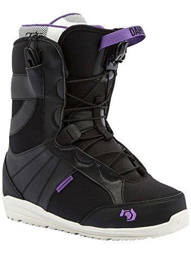 Northwave chaussures snowboard pour femme Dahlia 2016, noir