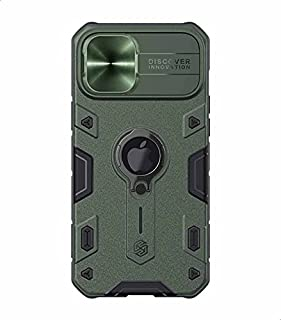 Nillkin CamShield Armor Cover for IPhone 11 Pro Max - Green