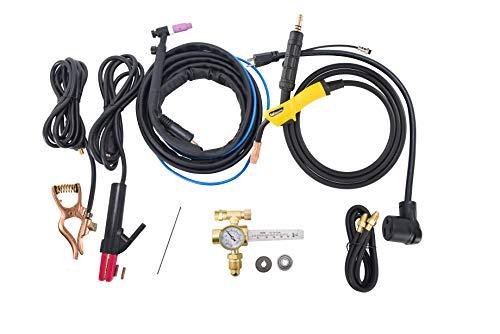 Weldpro 200 Amp Inverter Multi Process Welder with 3 Year Warranty Dual Voltage 220V/110V Mig/Tig/Arc Stick 3 in 1 welder/welding machine
