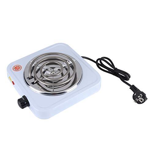 220V 1000W Elektroherd Brenner Küche Kaffeekocher Kochplatte Kochgeräte mit einstellbarem Temperaturregler
