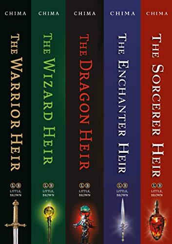 Heir Chronicles: Books I-V (The Heir Chronicles) (English Edition)